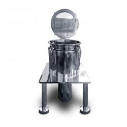 Wash & centrifuge